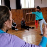 Agnes Dufour (FR) - Seminář Škola tančí 2016